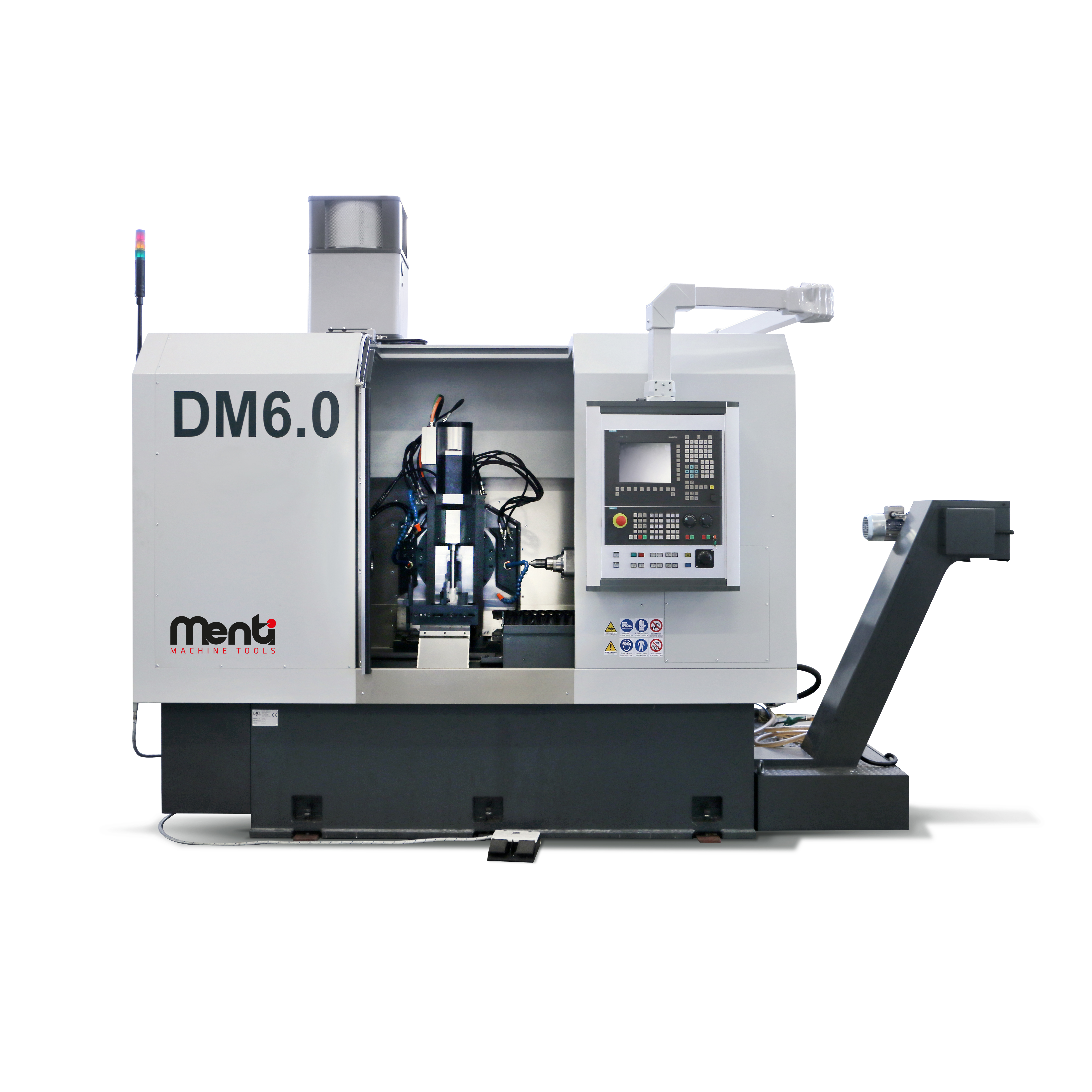 Menti Machine Tools DM 6.0