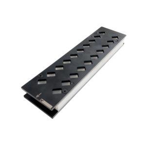 Stabmesseraufspanner für Messerschärfmaschine